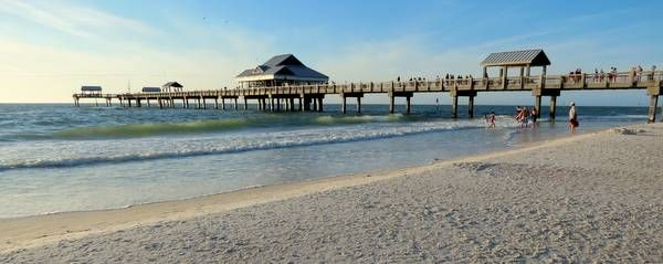 17 best images about tampa on pinterest for Clearwater fishing pier