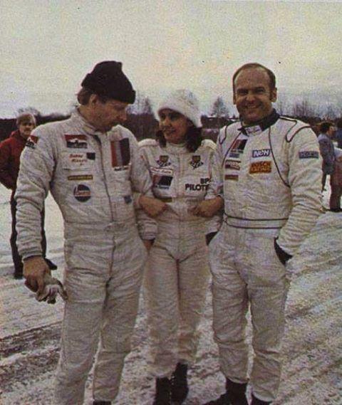 Sweden 1983 - Mikkola, Mouton & Blomqvist.