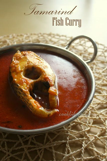 Cook like Priya: Amma's Fish Curry | Tamarind Fish Curry | South Indian Fish Curry