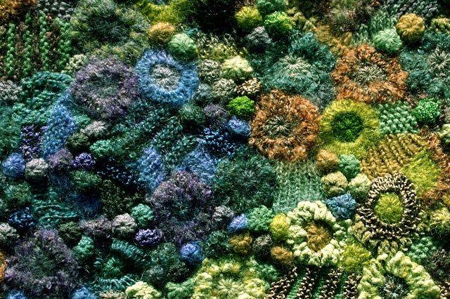 Βελονάκι με ελεύθερο σχέδιο (Freeform Crochet) - ftiaxto.gr