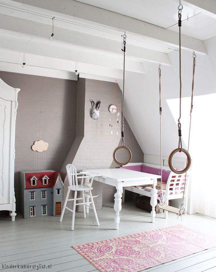#speelzolder speelkamer Playingroom | Kinderkamerstylist.nl