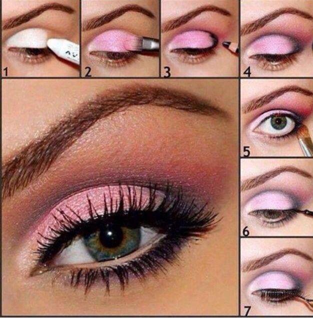 How to do a beautiful eye makeup