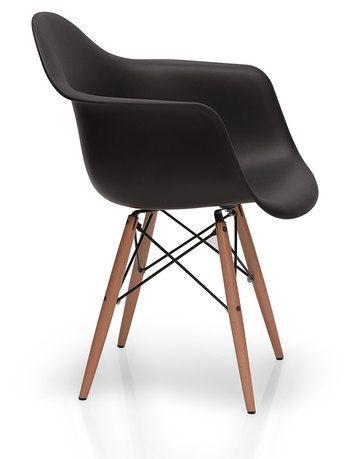 1000 images about fauteuils chaises design ou - Chaise design noir et blanc ...