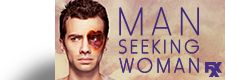 FXX's original comedy Man Seeking Woman is a surreal look at the life-and-death stakes of dating. Stars Jay Baruchel, Eric Andre and Britt Lower.