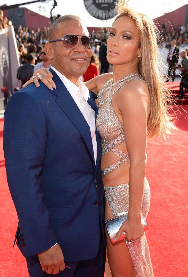 Pin for Later: Two Stars Are Way More Fun Than One at the VMAs Benny Medina and J Lo