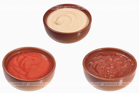 Ostro słodki sos pomidorowy