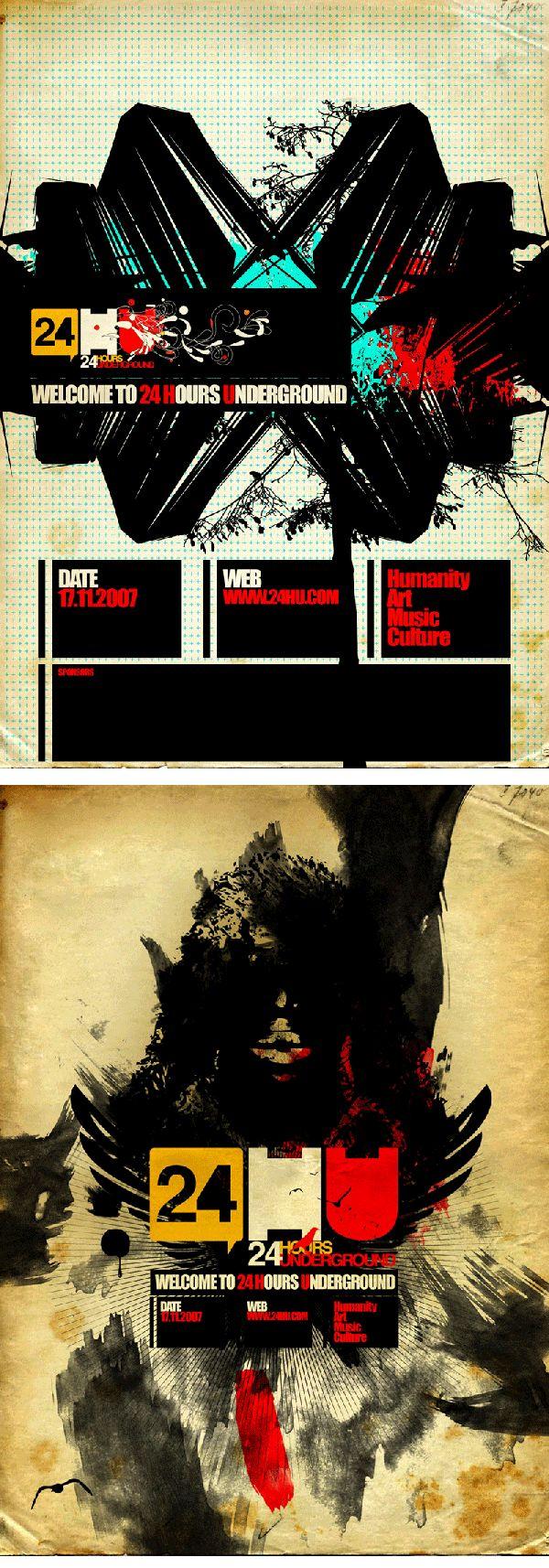 Prints 2006-2007 on Behance