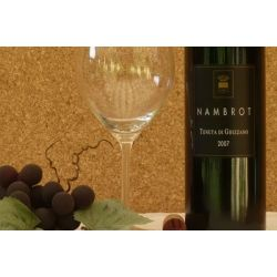 """Tenuta di Ghizzano"" NAMBROT 2007 - IGT Tuscany Red Wineproduced with grapes from organic agriculture"