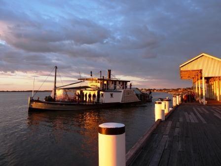 South Australian River boat Festival - Goolwa