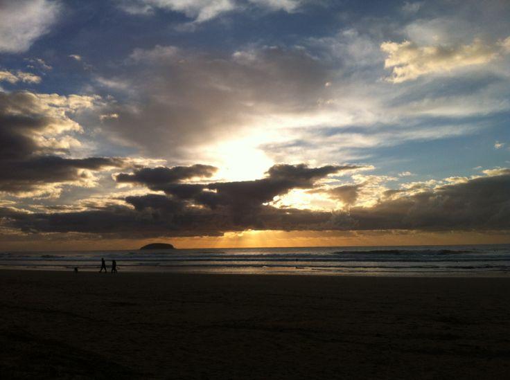 Sunrise- Emerald Beach, NSW