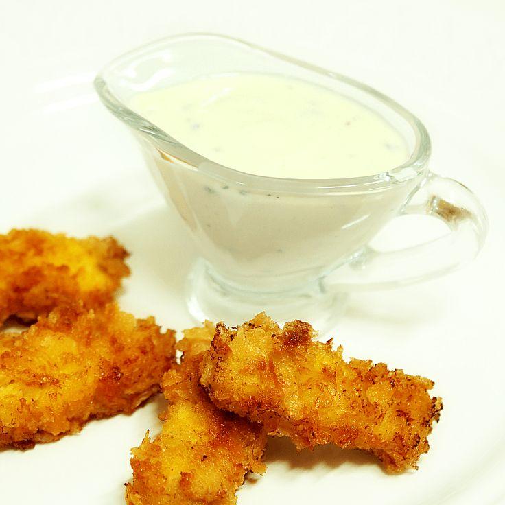 La receta de una salsa suave de ajo para aderezar carnes, pescados y mariscos