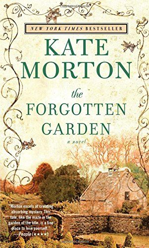 The Forgotten Garden:  an unforgettable journey through generations and across continents as two women try to uncover their family's secret past
