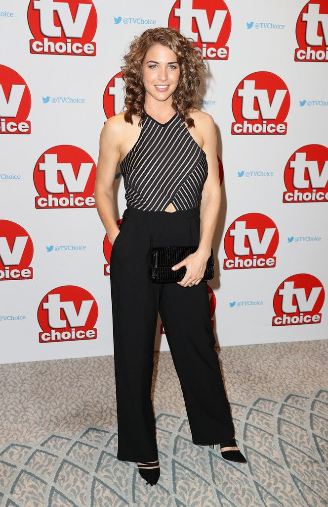 Gemma Atkinson Photos Photos - TV Choice Awards - Red Carpet Arrivals - Zimbio