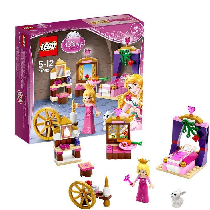Lego Disney Princess: Sleeping Beauty's Royal Bedroom (41060)  Manufacturer: LEGO Enarxis Code: 014717 #toys #Lego #Disney #Sleeping_Beauty