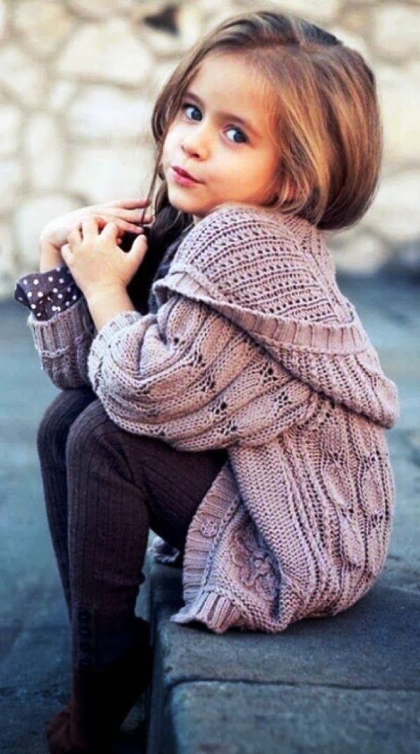 Super cute fall outfits with oversized cardigan for kids