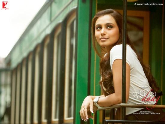Rani Mukherjee in Laaga Chunari Mein Daag: Journey of a Woman