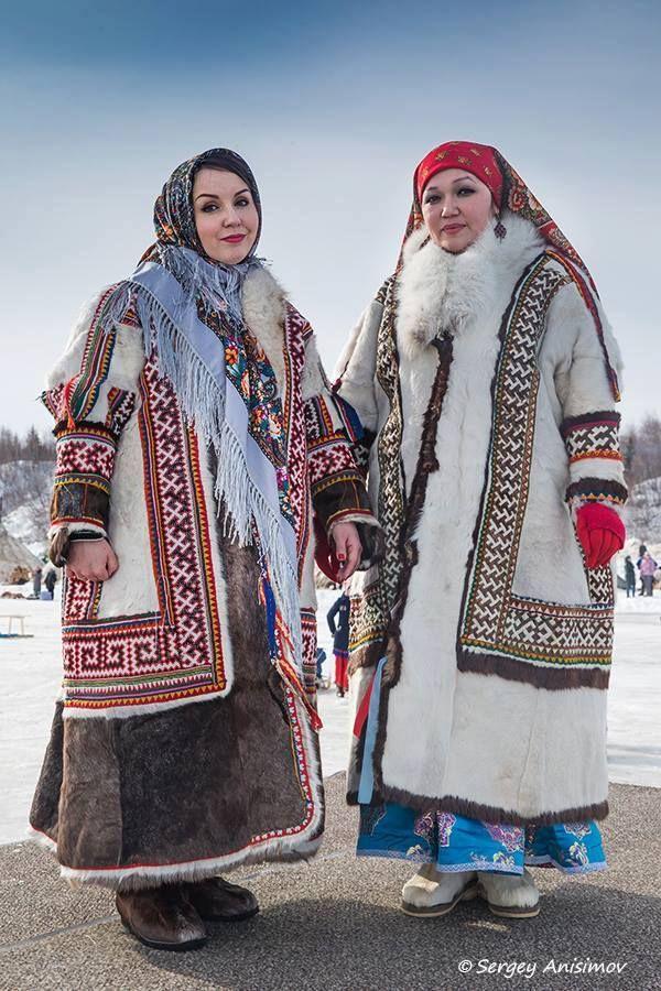 Beauties of Yamal, by Sergey Anisimov