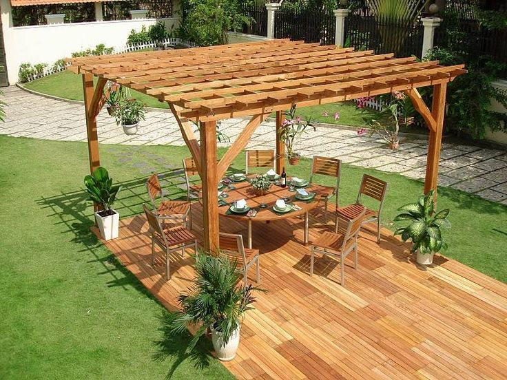 die besten 25 pergola bausatz ideen auf pinterest pool. Black Bedroom Furniture Sets. Home Design Ideas