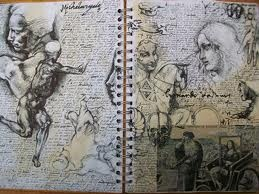 Lively penwork analysis. Busy pages