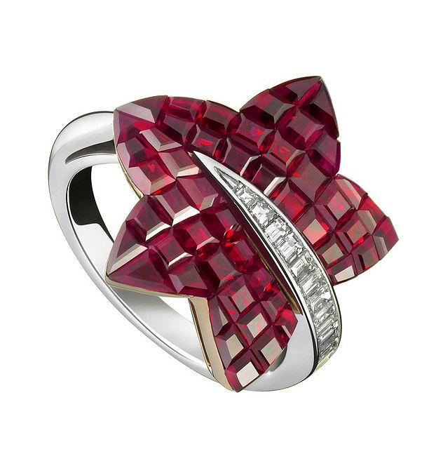 Van Cleef & Arpels Foret ring