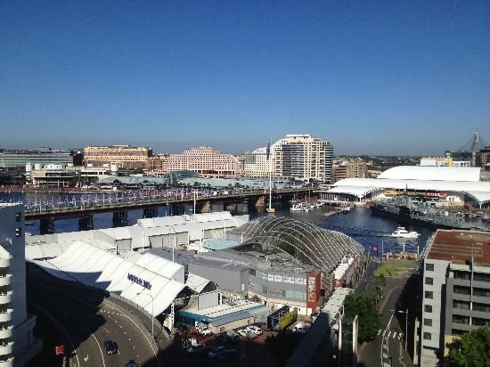 Room with a View ~ Getaway in Darling Harbour