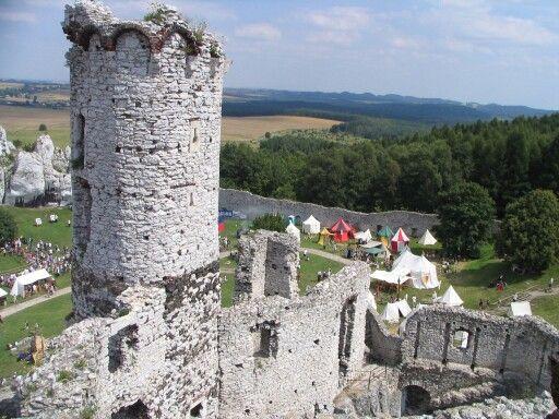Ogrodzieniec. Szlak Orlich Gniazd. photo by Joanna Kaczmarek