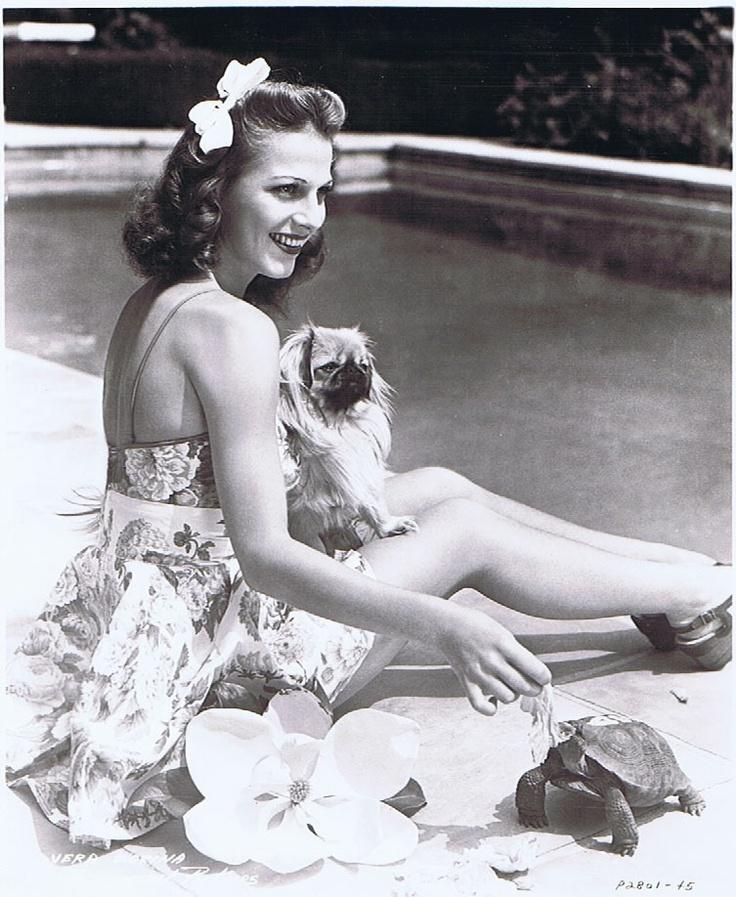 Vera Zorina 1946