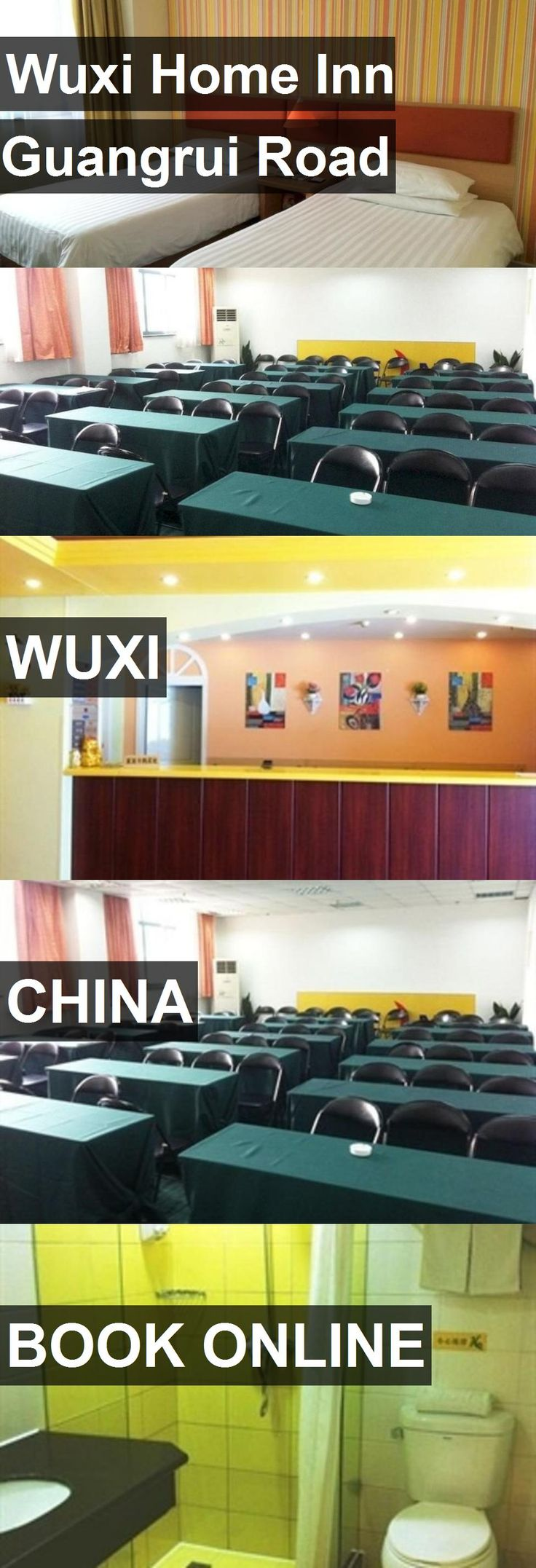 Hotel Wuxi Home Inn Guangrui Road in Wuxi, China. For more information, photos, reviews and best prices please follow the link. #China #Wuxi #travel #vacation #hotel