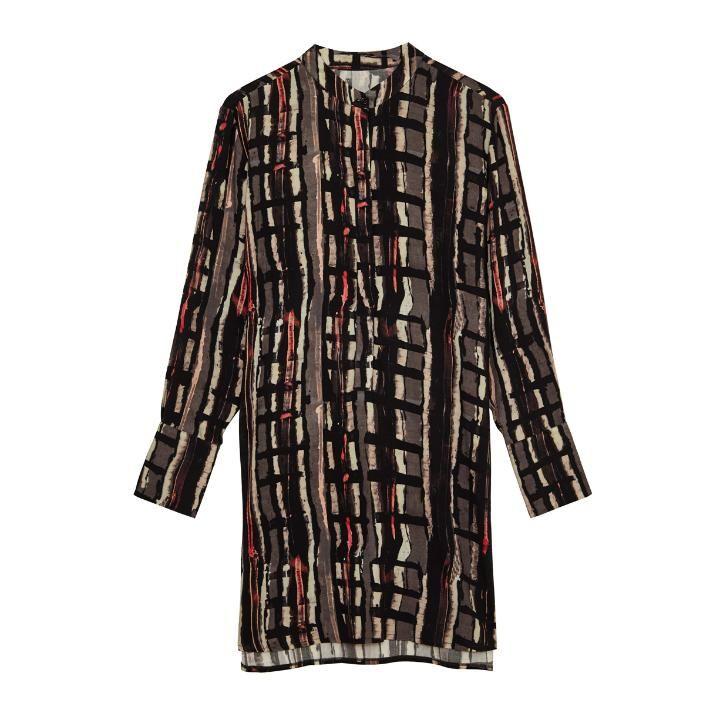 Placket detail shirt dress, £45, ASOS Africa
