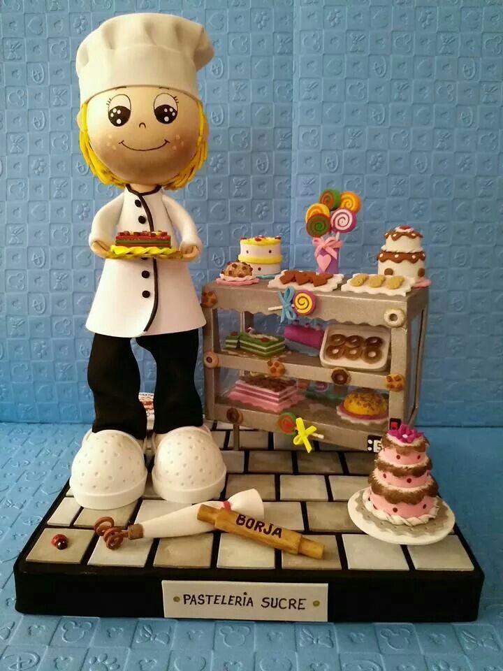 Fofucho pastelero