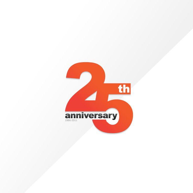 best 25 anniversary logo ideas on pinterest number 25th Anniversary Company Logo 50th Anniversary Logo Ideas