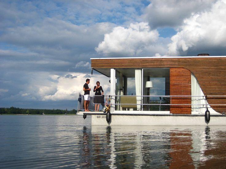 Hausboot Ferien auf dem Wasser in Berlin und dem Berliner Umland (Brandenburg)  - tolles Erlebnis!!!
