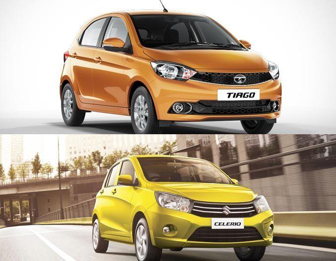 Cool Suzuki 2017: Tata Tiago vs Maruti Celerio - Specifications comparison - GaadiKey Blog Check more at http://24cars.top/2017/suzuki-2017-tata-tiago-vs-maruti-celerio-specifications-comparison-gaadikey-blog-3/