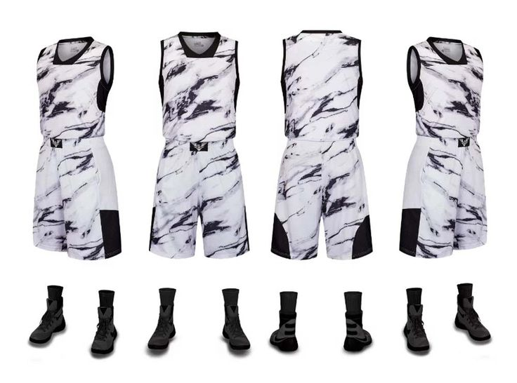 Men's wear Sleeveless basketball camouflag  jersey jersey suit adult breathable sweat absorbs quickly comfortable training sets