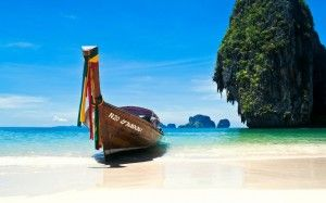Phuket, the most popular travel destination in Thailand! Very beautiful!