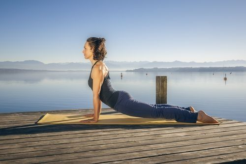 Yoga poses for fat loss - reduce the belly fat and lose the weight. #workout\u2026 #weightlossmotivation