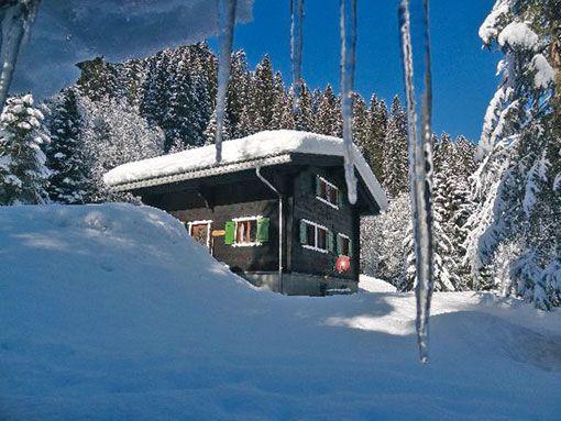 Ferienhaus Gargellen - gemütlicher Skiurlaub im Montafon