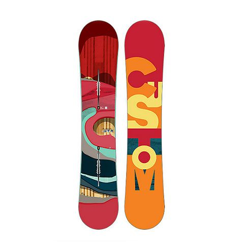 Burton Custom Snowboard 2016 | Burton for sale at US Outdoor Store