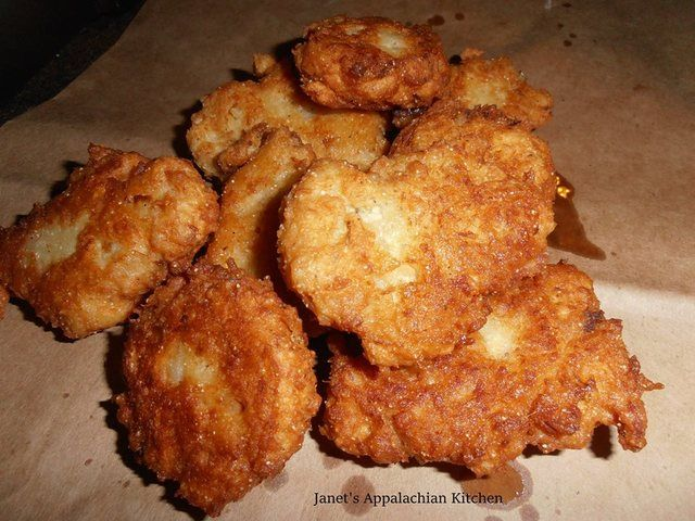 Old Fashioned Salmon Patties from Janet's Appalachian Kitchen