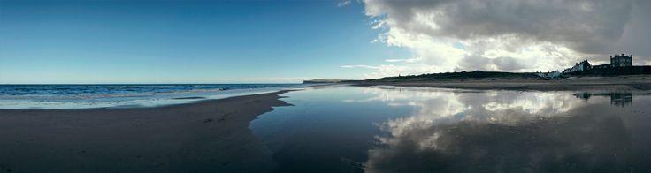 Alexander Swarbrick - Marske-by-the-Sea looking towards Saltburn
