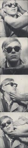 Andy Warhol, Self-portrait, 1963-1964