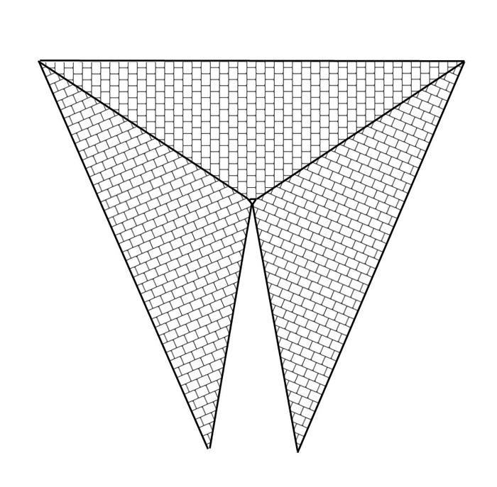 47 best images about Graph paper – Triangular Graph Paper
