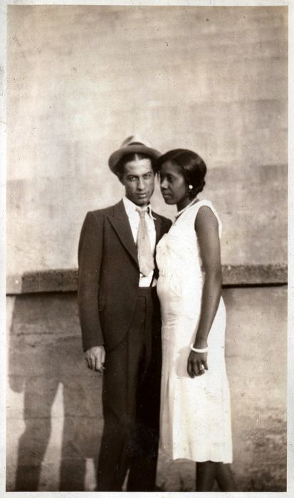 Interracial dating in the 1920s