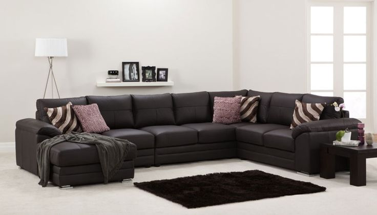 Vancouver - Modular Corner Suite With Chaise - Mr Furniture