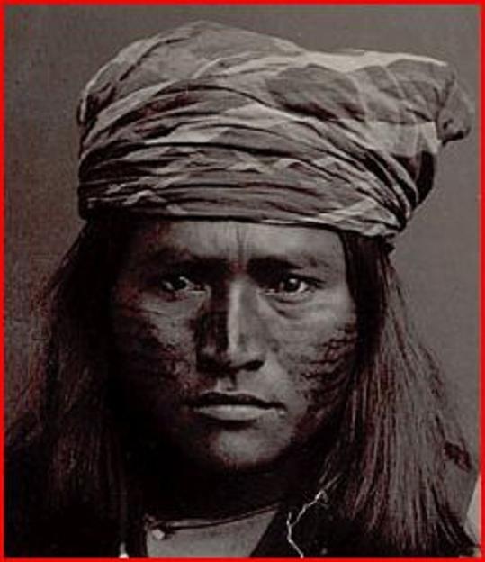 Apache identified as Loco.
