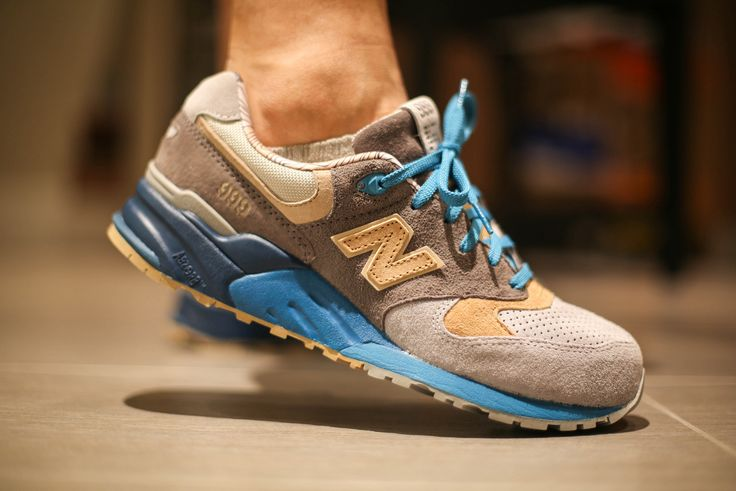 CNCPTS x New Balance 999 'Seal' (by jordanc2013)