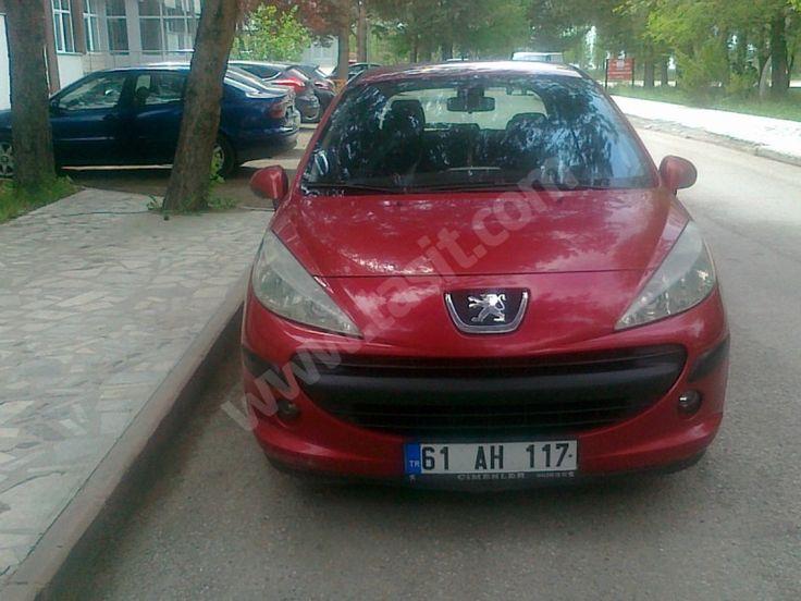 Peugeot 207 1.4 HDI Premium Satılık Full Bakımı Yapılmış Peugeot 207 1.4 Disel