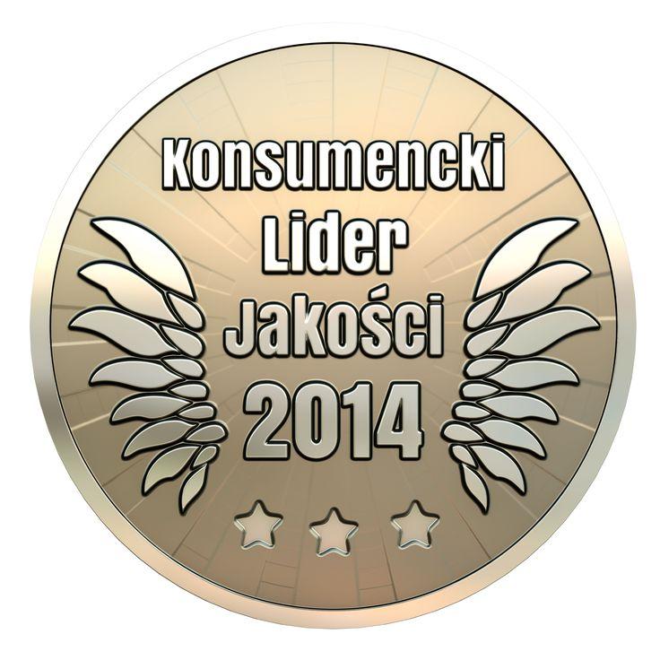 Srebrne Godło ogólnopolskiego programu Konsumencki Lider Jakości 2014 w kategorii Akcesoria Meblowe to kolejne wyróżnienie naszej marki przez konsumentów.