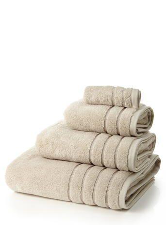 Mushroom Ultimate Towel Range