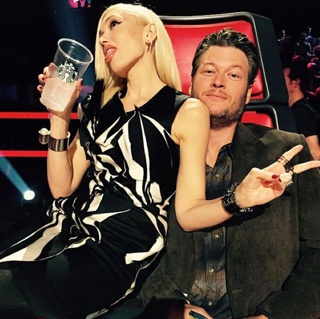 Gwen Stefani and Blake Shelton: An In-Depth Timeline of Their Blossoming Romance | E! Online Mobile